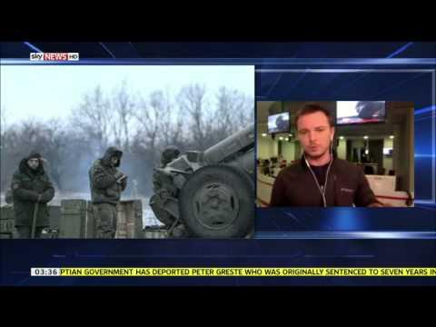 Ukrainian Journaist Gregory Zhygalov Talks About Ukraine Crisis Talks in Minsk and Russian Rebels