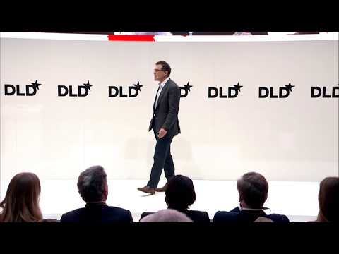 Highlights - Building Community In A Polarized World (Elliot Schrage, Facebook) | DLD 18