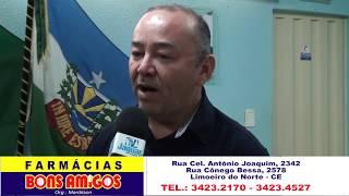 José Maria Mateus Vereador de Jaguaruana enaltece a importância dos encontros da UVC