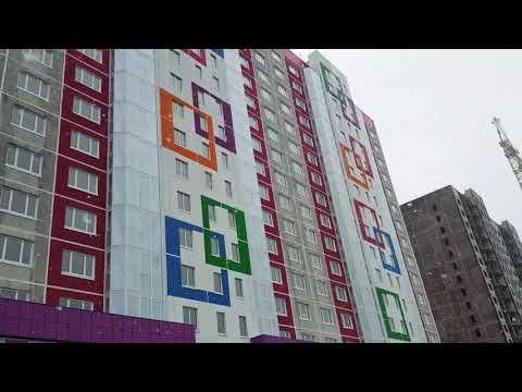 Обзор новостроек тдск 3 комнатная квартира 92 м2
