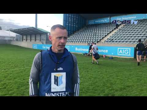 Ballyboden St Endas manager Joe Fortune speaks to Dubs TV after Dublin Senior A Semi Final win