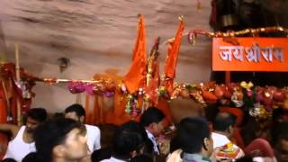 Hanuman Dhara at Chitrakoot Dham Dandraua Dham