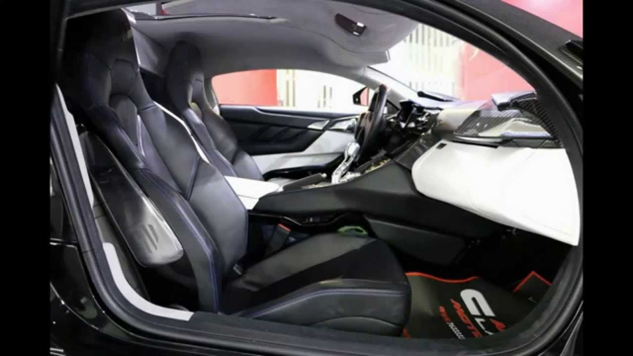 Free Car History Report >> Lykan Hypersport [Interior], Limited Production Sports Car by W Motors, Arabian Manufacturer ...