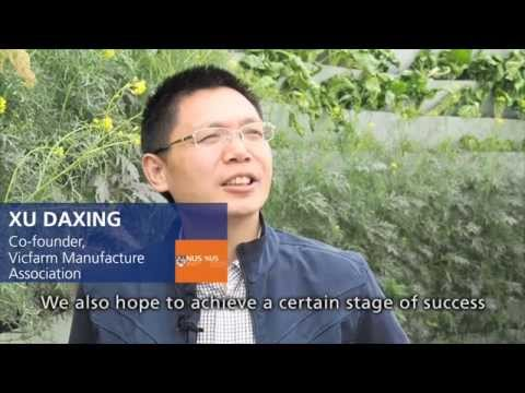 Farming start-up brings innovation to rural China