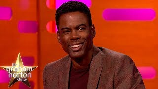 Chris Rock Had to Reassure Michelle Obama at the White House Party | The Graham Norton Show