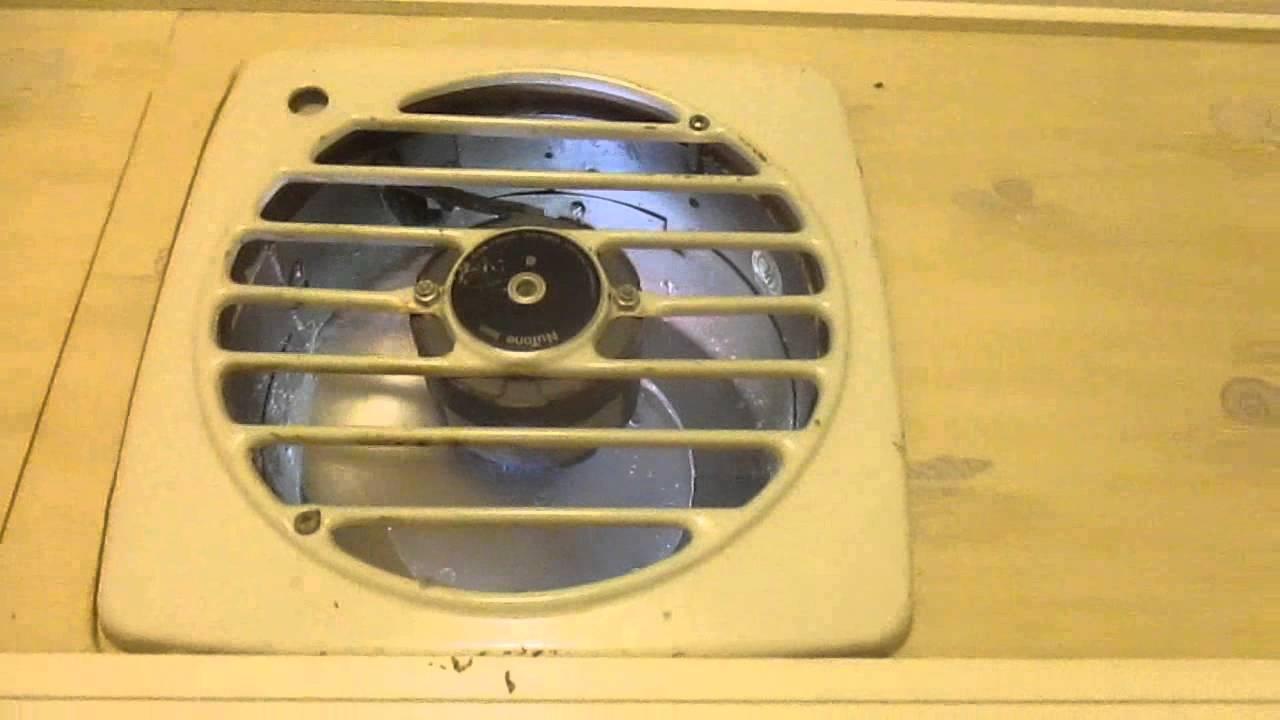 Old Nutone Exhaust Fan