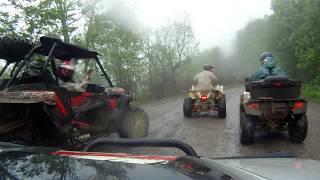Hatfield/McCoy trails 2018 on a rainy weekend! GOPR2091 thumbnail