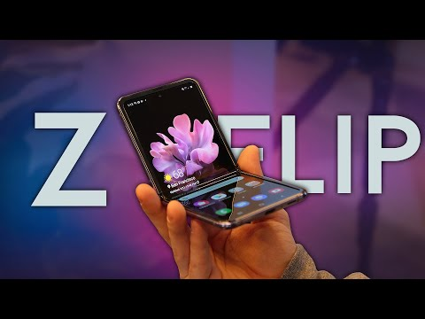 Samsung Galaxy Z Flip OWNED the Unpacked experience?!