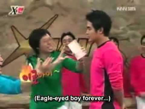 Xman Dangyunhaji   Chae Yeon & Haha vs LJS