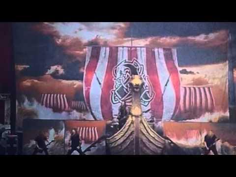 MAYHEM FESTIVAL 2013 - Day 1 - Recap 1 - Amon Amarth, Born of Osiris, Emmure, Machine Head Setlists