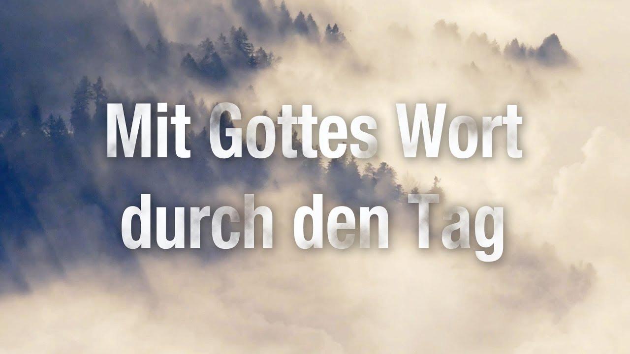 Mit Gottes Wort durch den Tag   YouTube
