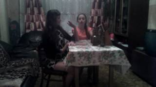 "Пародия , Потап и Настя ""У мамы дома на кухне"""