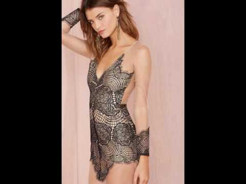 Antigua Lace Mini Dress