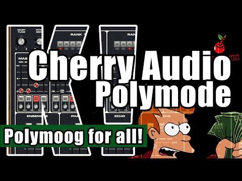 ? Polymode by Cherry Audio (audio walkthrough?)