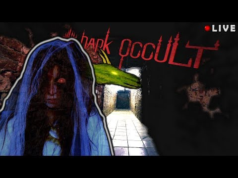 APPARITION GAMEPLAY I don't like basements... The Dark Occult terror mode