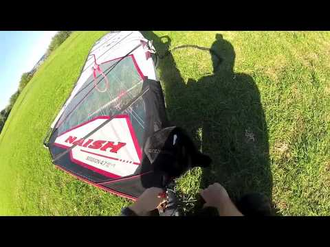 How to Rig a Windsurfer