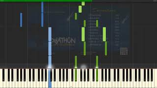 Download Video DYATHON -  Memories [Piano Tutorial] (Synthesia) MP3 3GP MP4