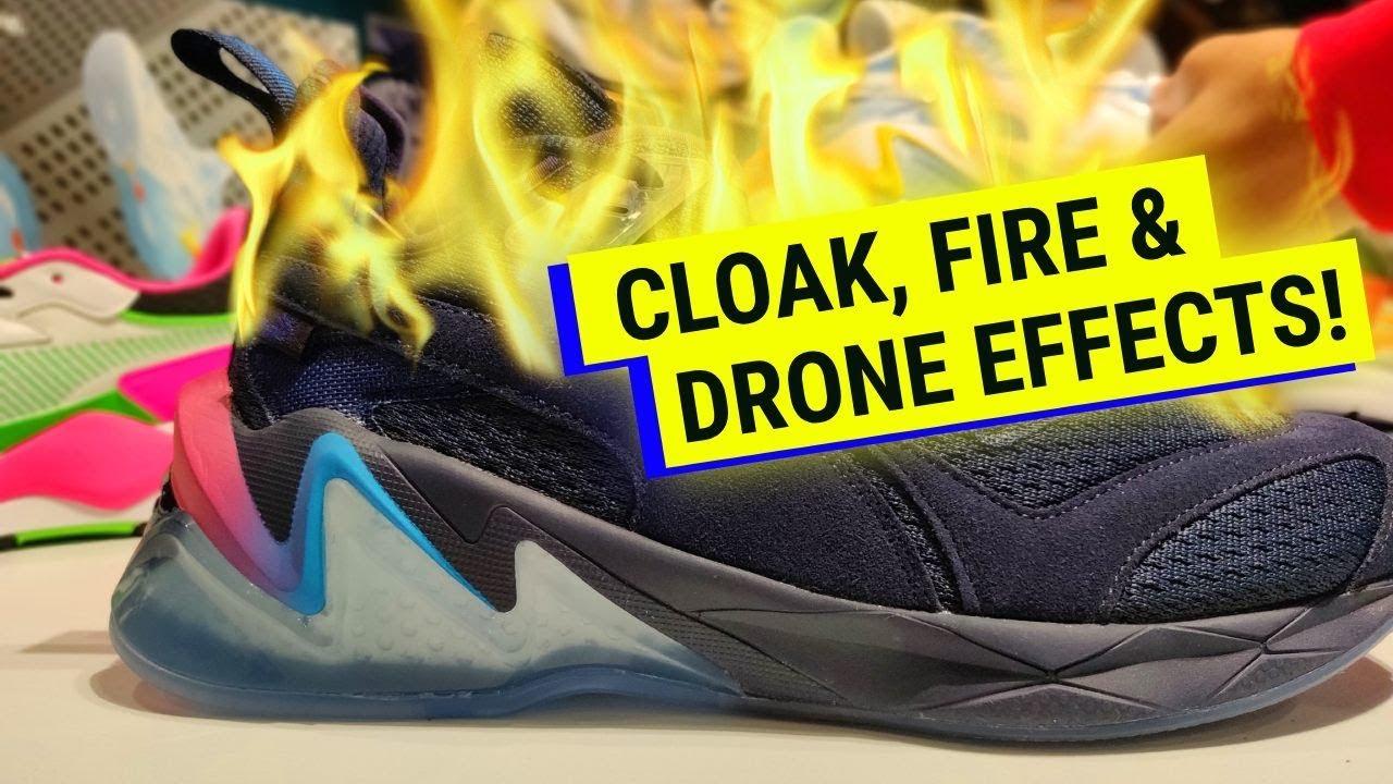 3b78b656d1 PUMA LQD Cell Origin: Drone Sneakers New AR Filters