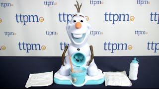 Olaf Snow Cone Maker from Jakks Pacific