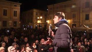 Alessandro Di Battista .Sarzana #FuturoInProgramma 3/2/2018