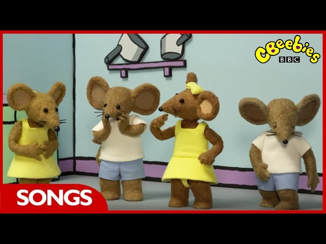 CBeebies Songs | Rastamouse Nursery Rhymes | It's Raining, It's Pouring!
