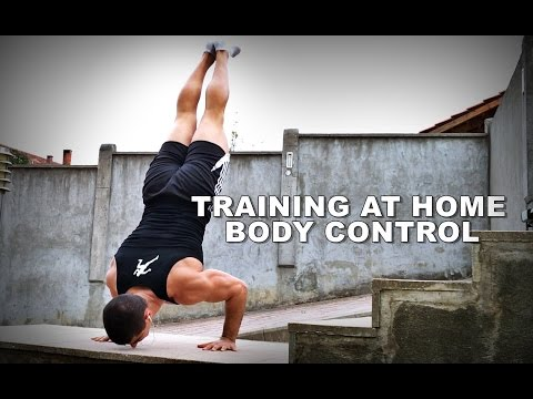 Body Control (Home Training) - Stefan Cetkovic