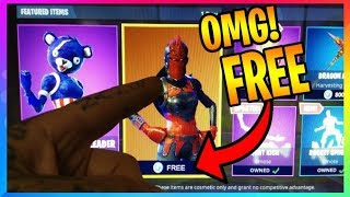 *NEW* Fortnite: HOW TO GET RED KNIGHT **FREE** IT'S BACK! (Fortnite Battle Royale Leaks) Free VBucks