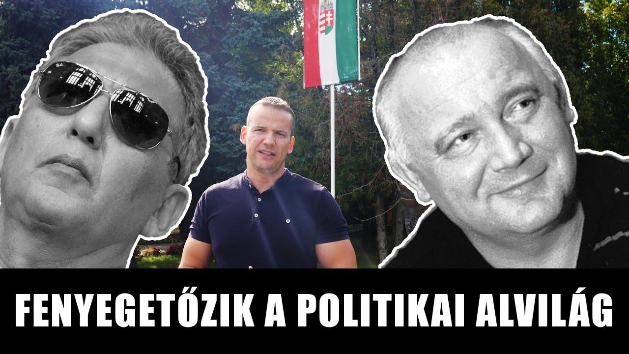 Download Válasz Tasnádi Péternek! Fenyegetőzik a politikai alvilág