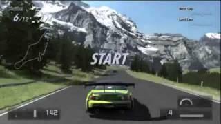 Gran Turismo 5,HD,Gameplay,720p