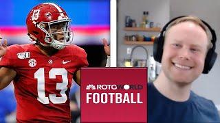 NFL Draft Rumor Lie Detector | Rotoworld Football Podcast