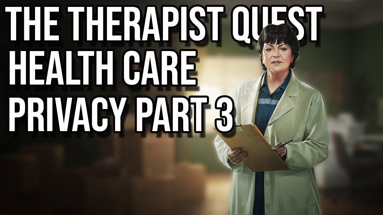 [12.7] Health Care Privacy Part 3 Quest Guide – ESCAPE FROM TARKOV