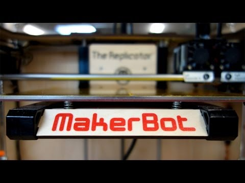 MakerBot Mystery Build: Smart Cookie