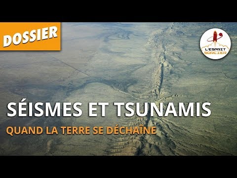 SÉISMES ET TSUNAMIS - Dossier #25 - L'Esprit Sorcier
