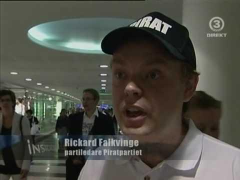 Insider – Småpartier Debatt [TV3, 31/8 2006]