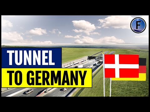 Denmark is Building a Tunnel to Germany