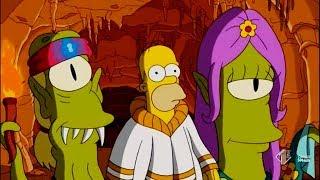 """I Simpson -  """"L'uomo che diventò cena"""" [4/5] in italiano"""