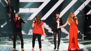 Opening - Love Me Again - Finale - The Voice of Switzerland 2014