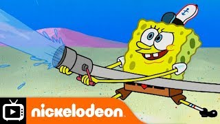 SpongeBob SquarePants | Dirty Return | Nickelodeon UK