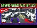 Bug de dinheiro infinito para INICIANTES SOLO no GTA 5 ONLINE + CARRO SUPER RARO TUNADO GRATÍS