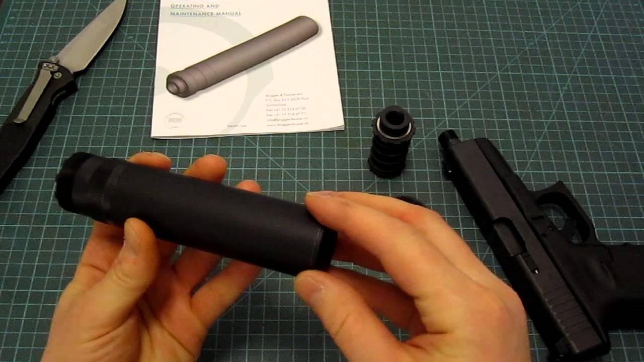 Как сделать глушитель на пневматику фото 679