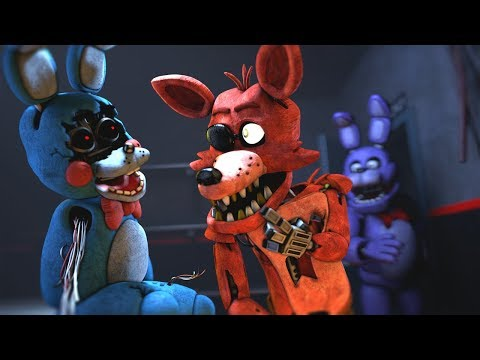 FNAF SFM: The Beginning of the Bad Days #9 (Five Nights At Freddy's Animation)