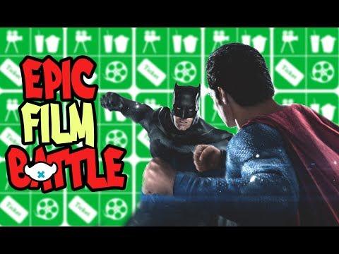 Epic Film Battle #6 | 10 Fakten über Batman und Superman