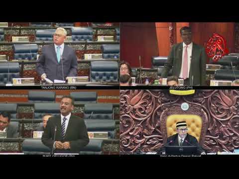 MP DAP PANAS PUNGGONG BILA NOH OMAR PERTAHAN SULTAN SELANGOR ISU NGA KOR MING HINA SULTAN SELANGOR