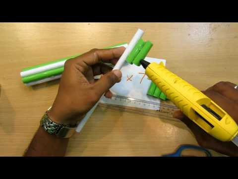 How to Make a Paper Gun that shoots Rubber band Bullets - GTa  Weapon