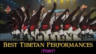 Tibet - Best Tibetan Performances Ever (2014 Tibetan New Year)