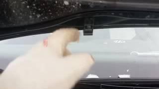 видео Подогрев форсунок омывателя лобового стекла