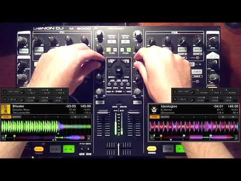 How I Mix Psytrance: Full On Mashup ॐ May 2013