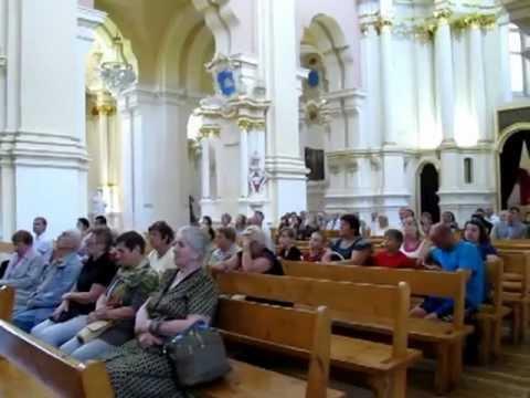Полоцк (Белоруссия). Софийский собор. 20.06.2012.