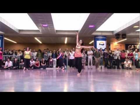 Thug Le - Bollywood Remix Crew  (Bollywood Dance)  - Robson Square Jul 20 2012