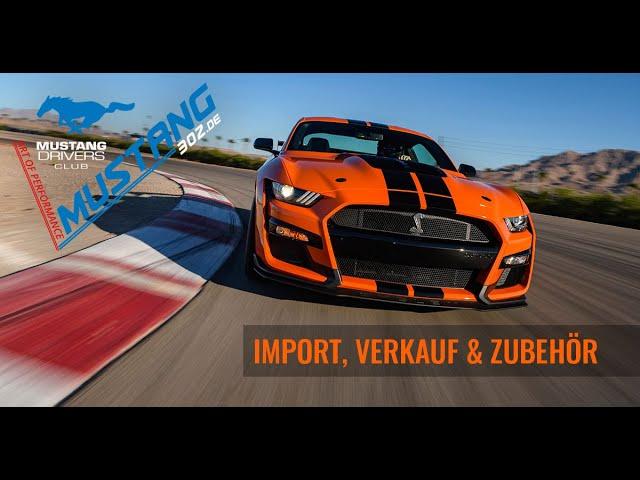 MUSTANG 302 GmbH - Der Spezialist für exklusive US-Ford Automobile